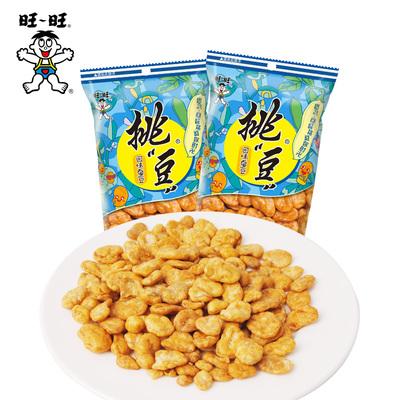 第二件0元 旺旺挑豆小包装休闲零食 券后¥20.2