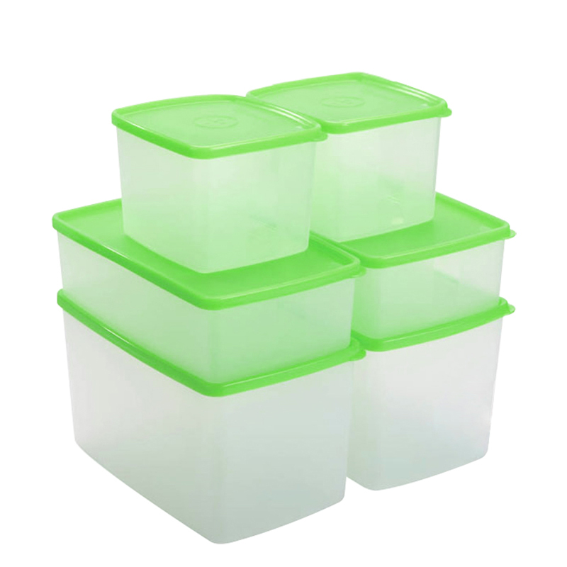 USD Tupperware Refrigerator Refrigerated Plastic Storage - Kitchen storage boxes