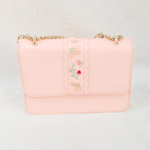 Daphne/Daphne's shoe cabinet trendy Korean version of the simple small fresh female bag fashionable and comfortable casual messenger bag