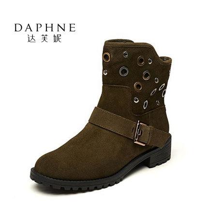 Daphne/达芙妮冬季女靴