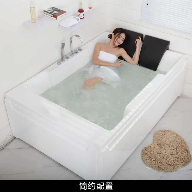 Shang Lei Shi double bath home thermostat heating adult large ...