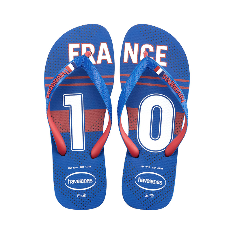 9f285ac77 Havaianas Brazil 2019 flip-flops for men and women couples France England  Germany national team
