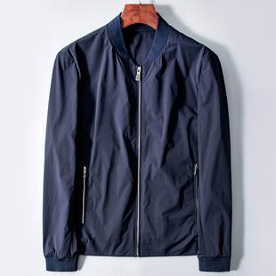 金狐狸专柜正品中年男棒球服外套夹克