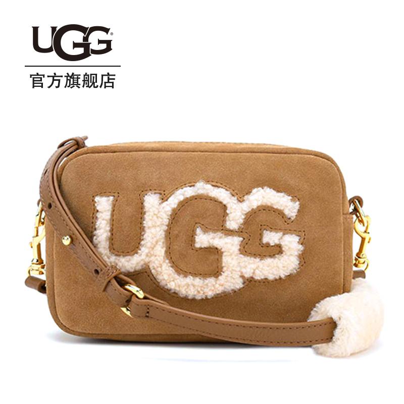 UGG2018新款女士包袋珍妮斜挎包 1093563