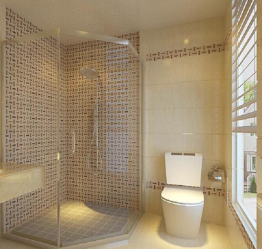 合理规划入厕区,让卫生间更加实用