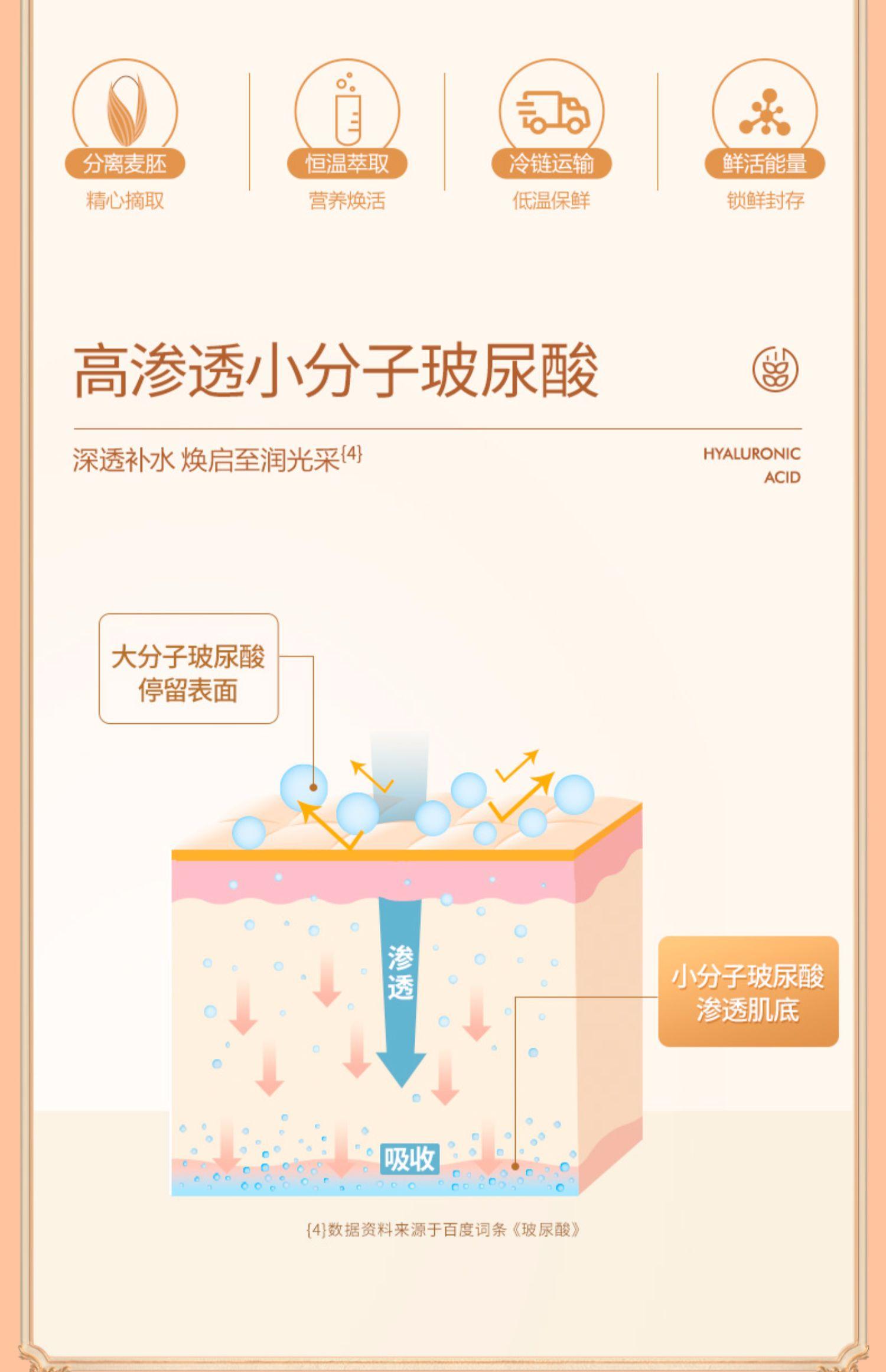 袋鼠妈妈孕妇护肤品哺乳期可用补水