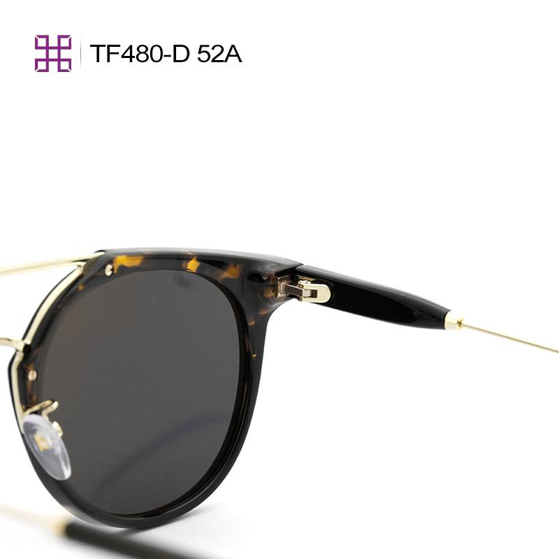 6ced5e52e8 USD 547.42  TomFord Tom Ford glasses unisex double beam sunglasses ...