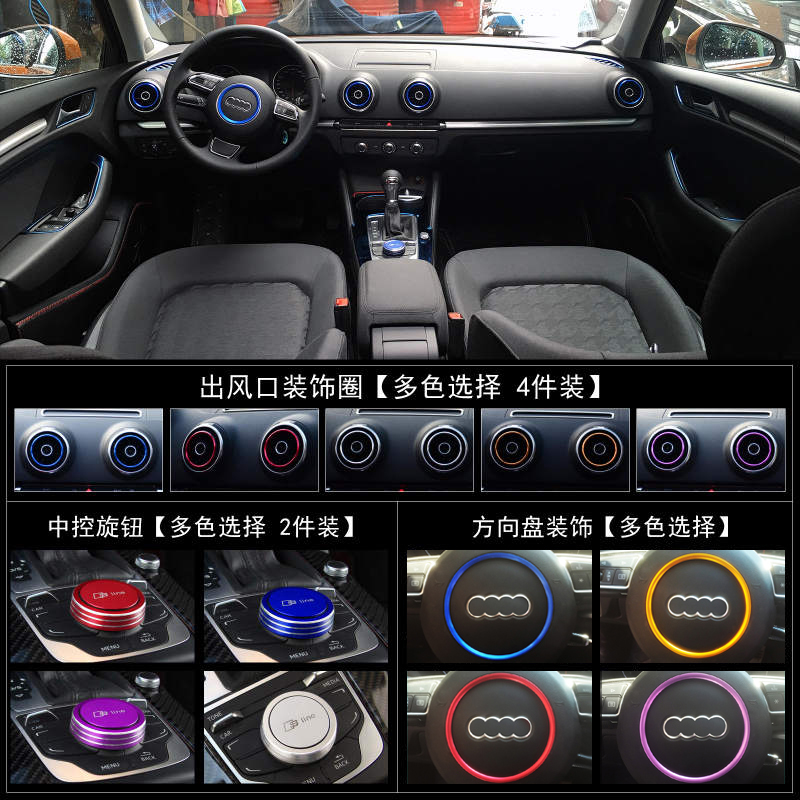 USD Audi A Outlet Decoration Dedicated To The Car Modified - Audi a3 interior