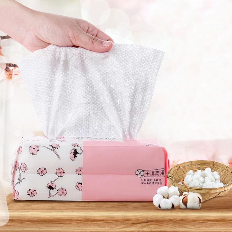 【爆款返场】纯棉抽取式面巾纸50抽