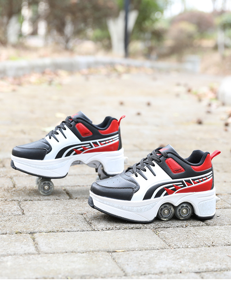 two wheel roller shoes where to buy