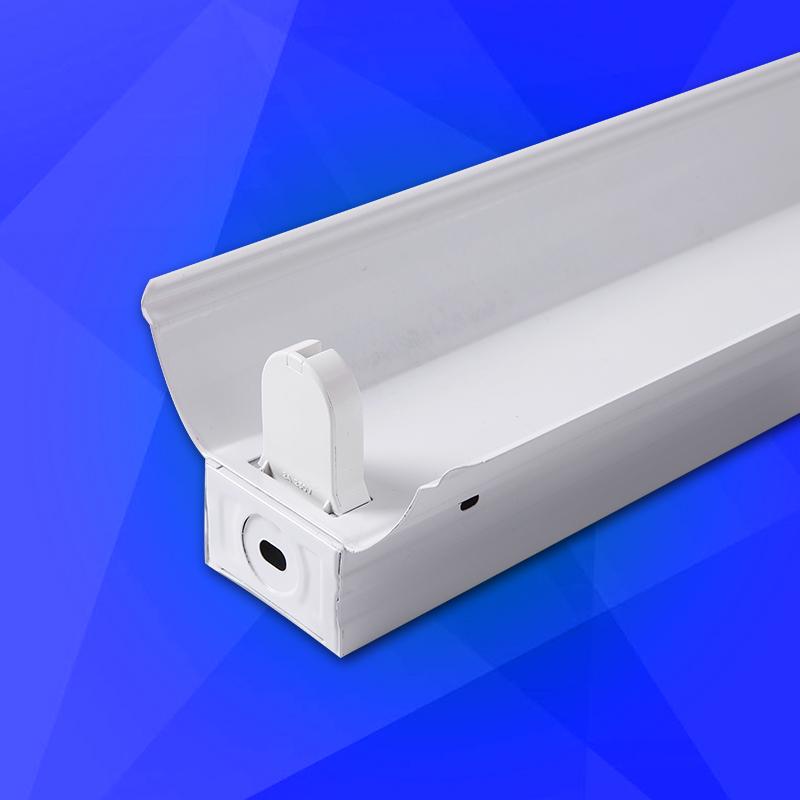 新观点T8日光管LED日光灯架系列1.2米
