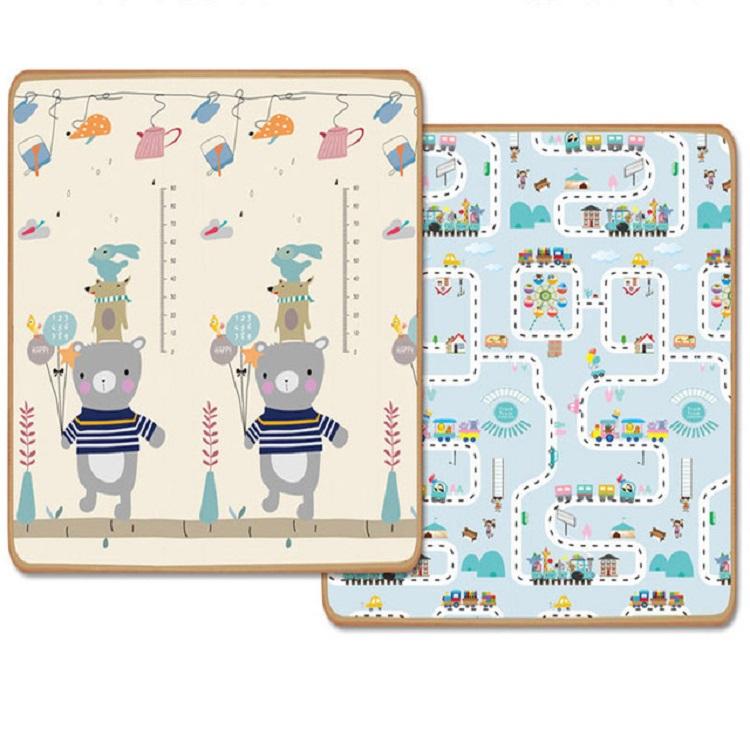 宝宝爬行垫加厚婴儿客厅家用爬爬垫