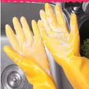 居家日用加厚牛筋洗碗手套防水乳胶橡胶皮