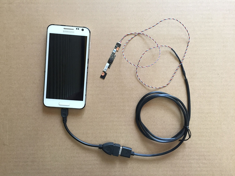 2 million 1080 line mobile phone HD USB camera monitoring Android