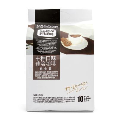 【苏卡】咖啡速溶65条1060g