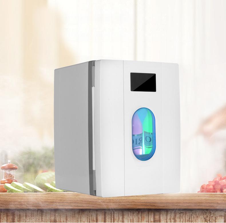 【源生活】德國冰箱 車載冰箱迷妳小冰箱小型家用宿舍冷暖器車家兩用胰島素`25654