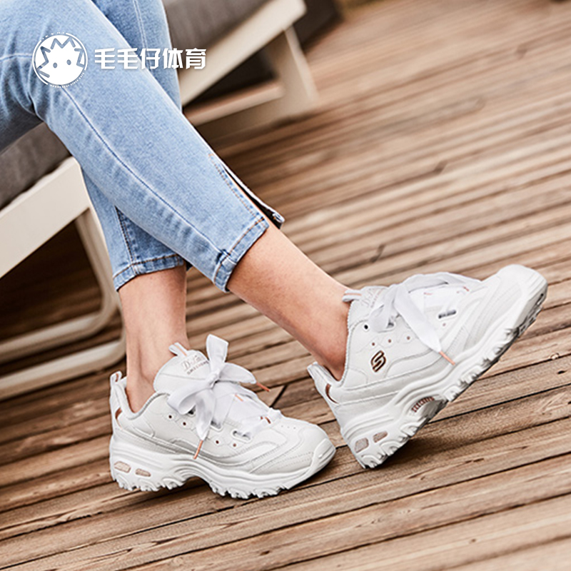 ab6473aa390f ... Skechers D LITES black and white panda casual jogging shoes fashion  sports shoes star with · Zoom · lightbox moreview · lightbox moreview ·  lightbox ...