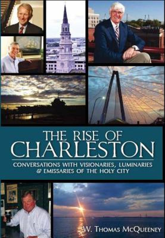 【预售】The Rise of Charleston: Conversations with