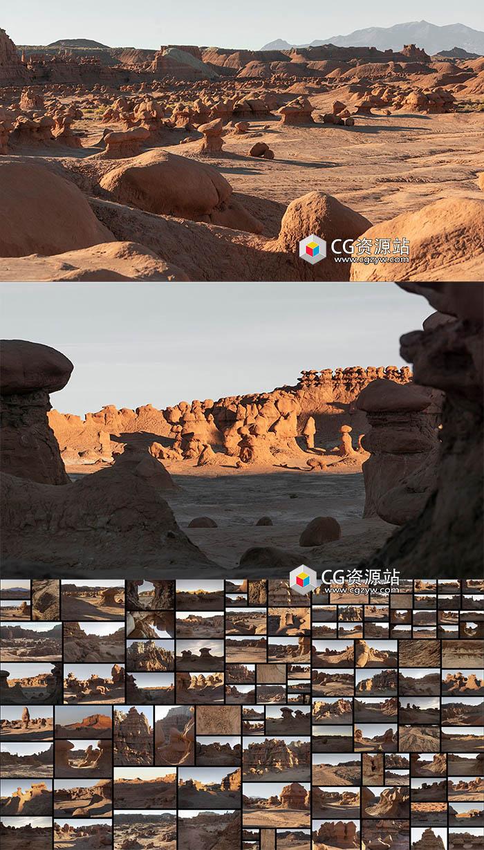 220组沙漠山谷高清图片合集