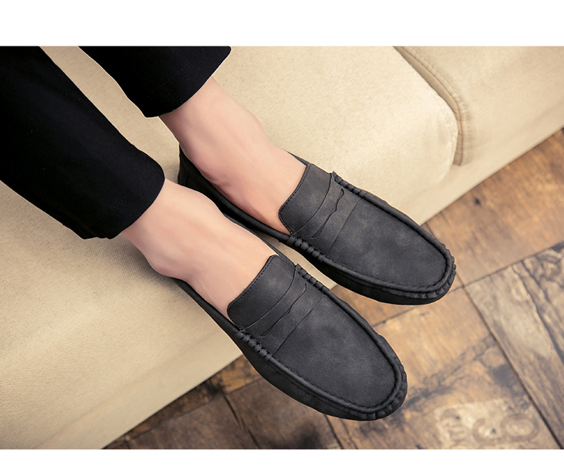 Spring and autumn new youth trend shoes flat comfortable casual men's shoes 62