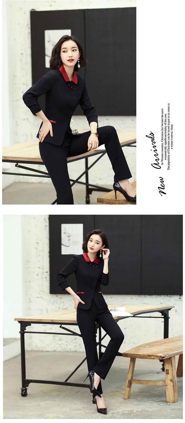 黑色小西装外套女韩版2020新款春秋季职业套装长袖薄款休闲工作服