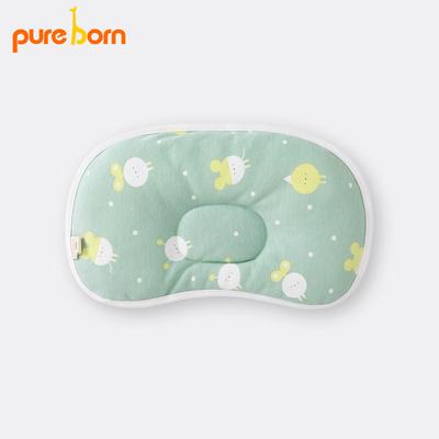 博睿恩 婴幼儿防偏头枕头0-1岁新生儿矫正定型枕宝宝纠正头型枕