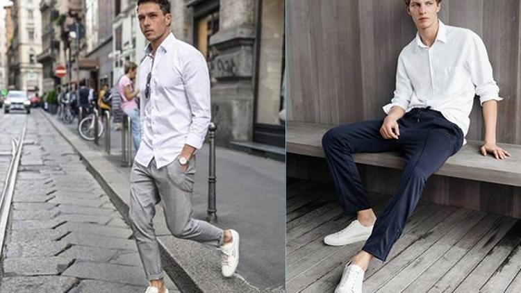 潮男日常的皮鞋穿搭技巧