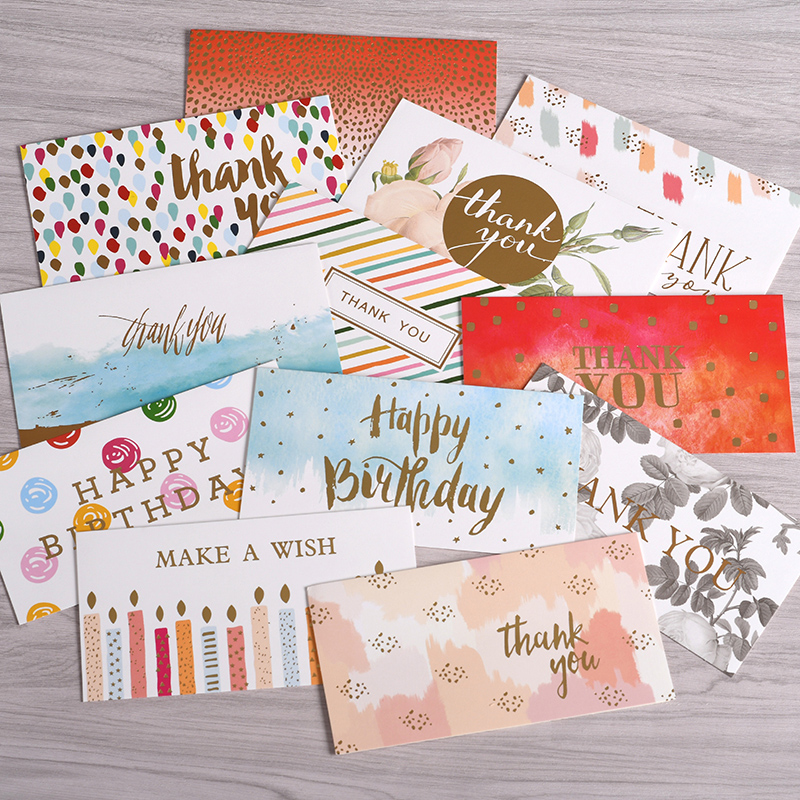 Miraculous Usd 4 45 Dreamday Korea Simple Birthday Wishes Thanks Card Personalised Birthday Cards Paralily Jamesorg