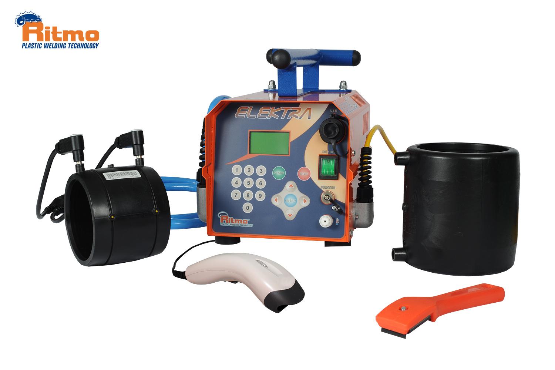 [进口瑞特默ELEKTRA400/] полностью автоматическая [电熔焊机、PE电热熔焊机、热熔焊机]