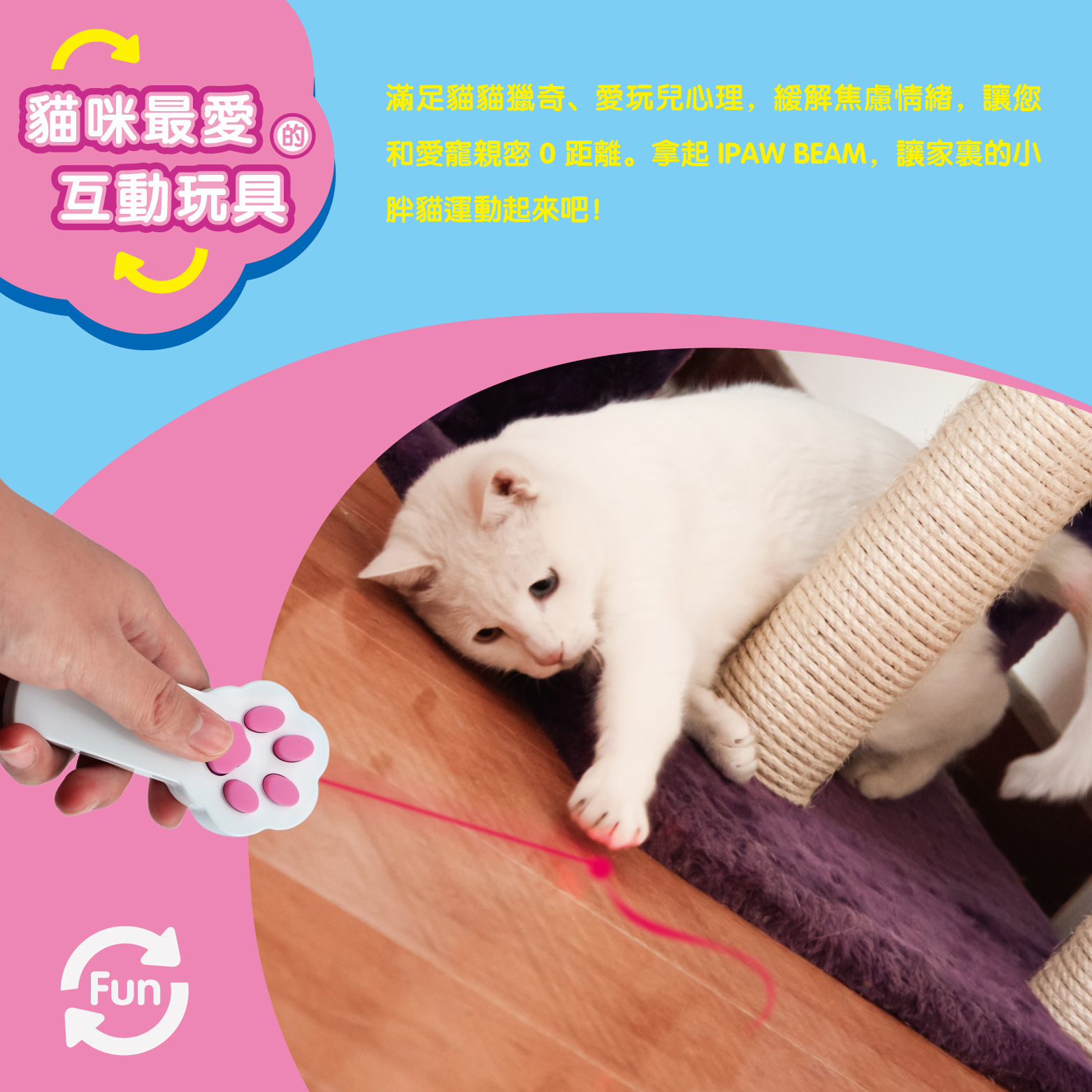 Pet Laser Funny Cats Cat Toys Infrared Funny Cat Pen Laser Light Laser Toys  Cat Interactive Funny Cat Pen