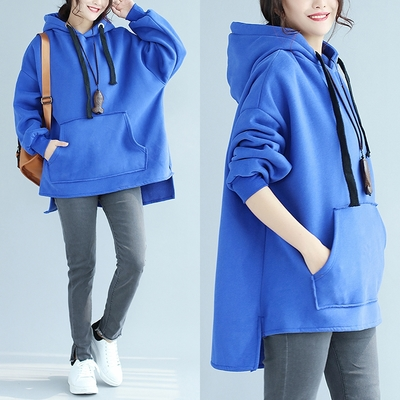 200 kg fat sister sweater women loose large size women fat mm Korean autumn and winter plus cashmere thickened was thin jacket
