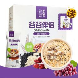 山药坚果水果营养早餐冲饮即食食品五谷伴侣燕麦片杂粮代餐粉小包