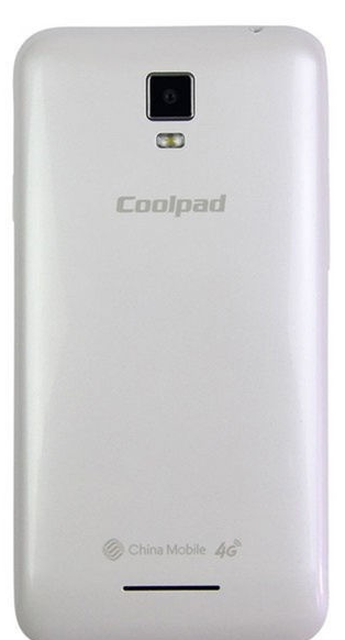Coolpad Coolpad 8705 4G mobile stock machine has wear and tear
