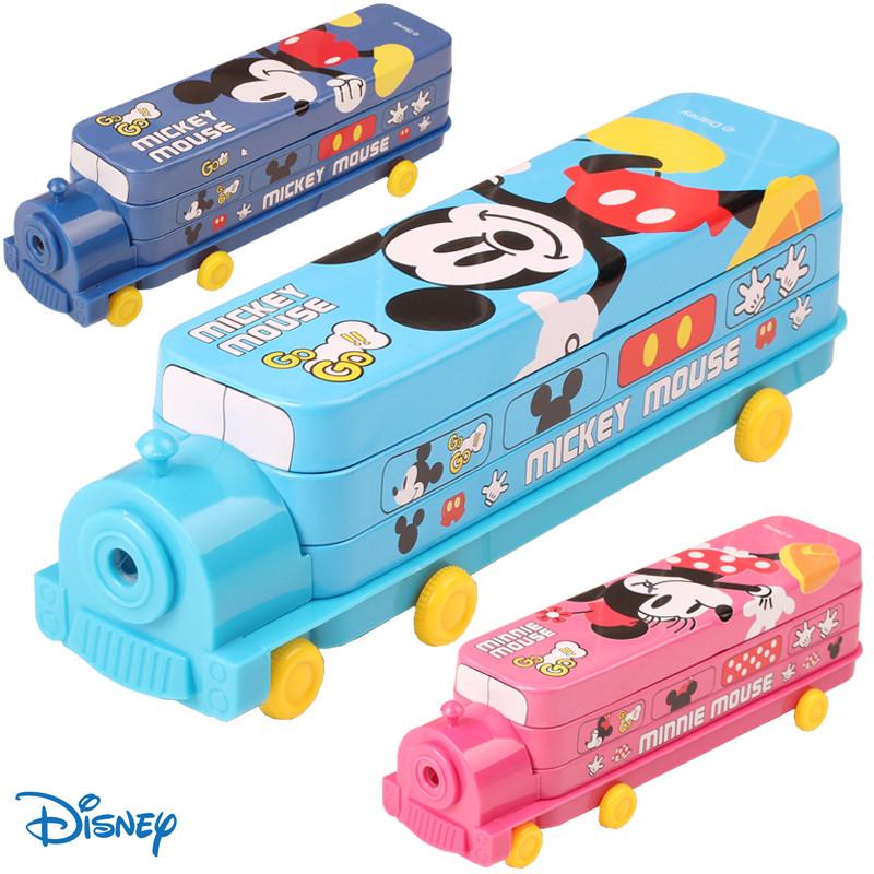 迪士尼火车头多功能文具盒