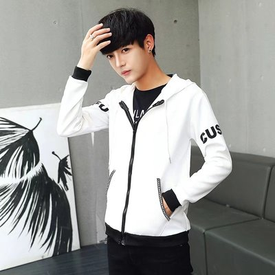 Teenagers spring and autumn men's clothing 12 junior high school students 13 winter 14-15-16 years old boy sweater men's coat