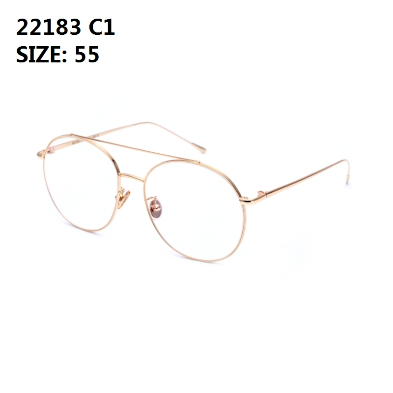da40865765b9 Send lens PORA new glasses frame men and women Retro Round large frame  22183 · Zoom · lightbox moreview · lightbox moreview ...