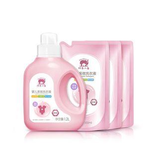 旗艦店-紅色小象嬰兒洗衣液2700ML