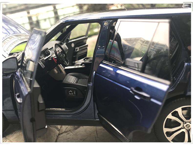 Xe mô hình tĩnh Land Rover tỉ lệ 1:18 - ảnh 66