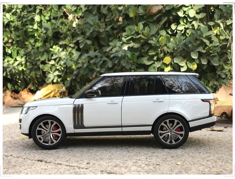 Xe mô hình tĩnh Land Rover tỉ lệ 1:18 - ảnh 5