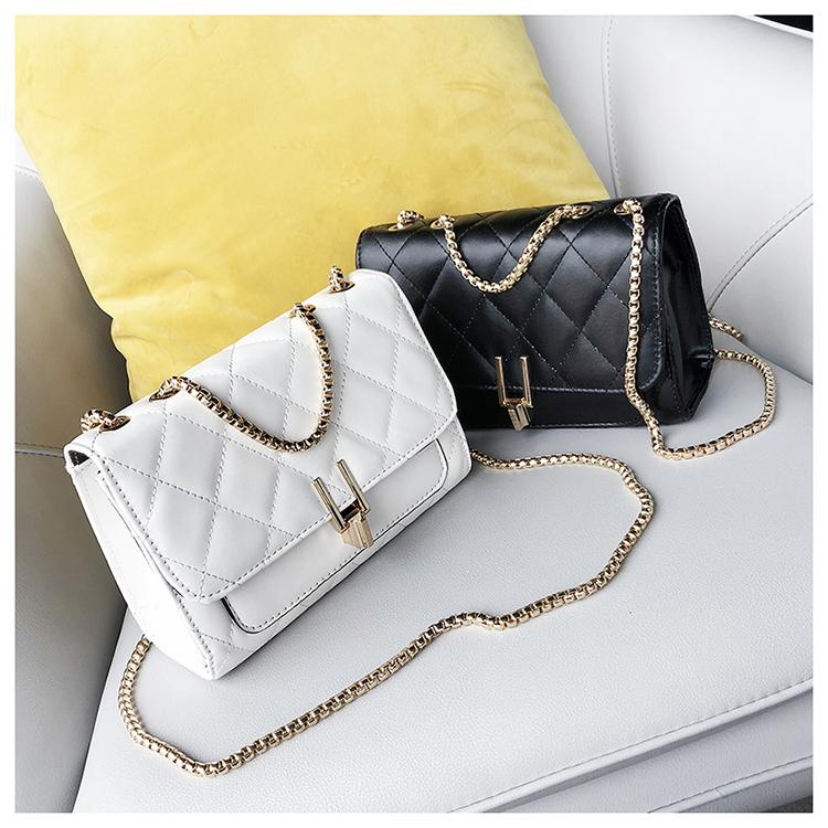 PU Korea  Shoulder bag  white NHXC0958white