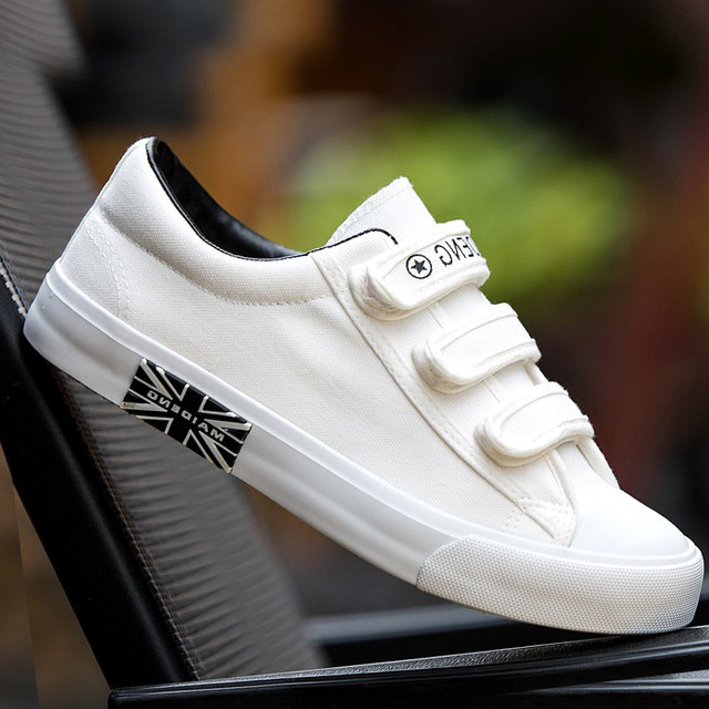Magic cloth shoes boys and girls sports