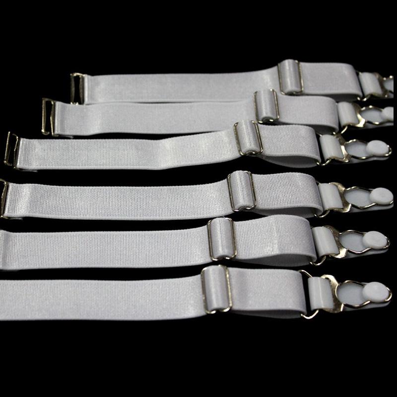 Annzleycorset phù hợp mới tất cả- kim loại sọc vành đai màu đen và trắng hai màu thêm rộng 2cm mỗi 5 nhân dân tệ