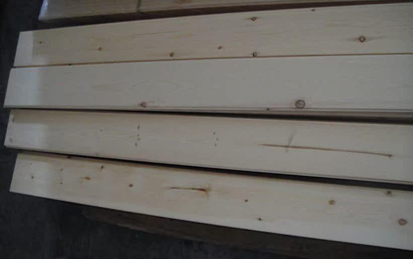 Необработанная древесина Канадские SPF DIY смешанные древесины сосны и Уайт Пайн древесины Вуд Вуд Вуд твердой древесины дерева
