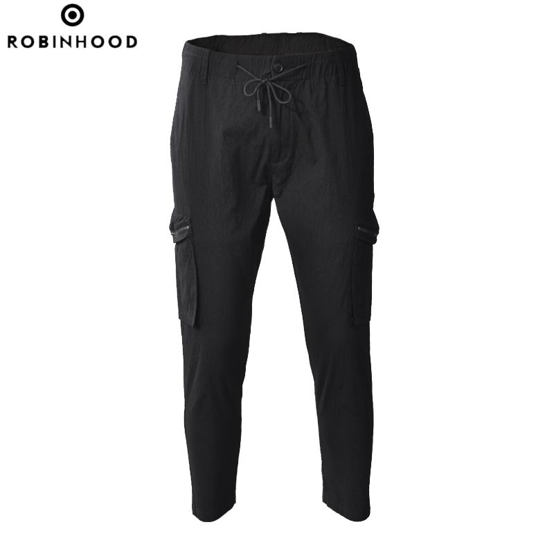 罗宾汉男装robinhood2019男装时尚休闲长裤|1619334B