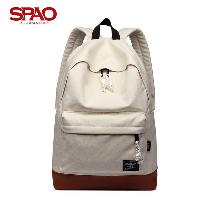 2f0286da77 SPAO backpack Korea University High School students bag men and women  college wind waterproof backpack 15 · Zoom · lightbox moreview · lightbox  moreview ...