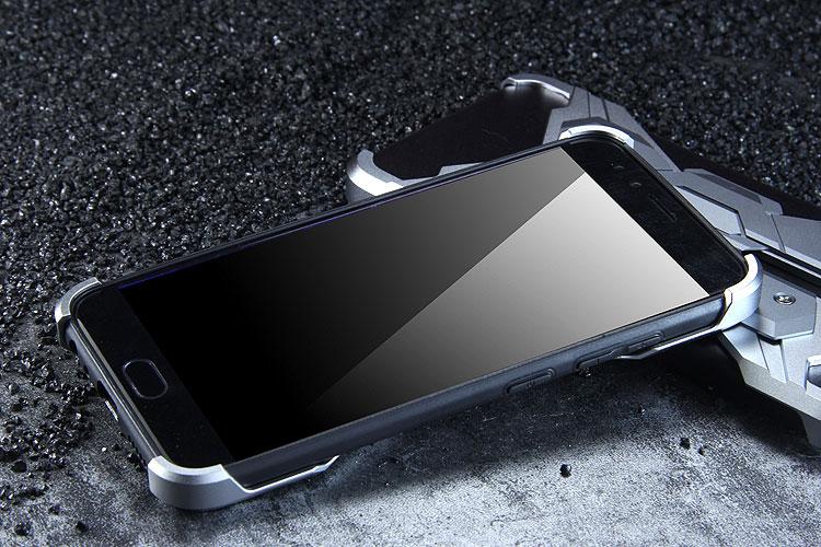 Luphie Neo Armor EVA Wings Shockproof TPU Metal Case Cover for vivo X9s Plus & vivo X9s & vivo X9 Plus & vivo X9 & vivo V5 Plus