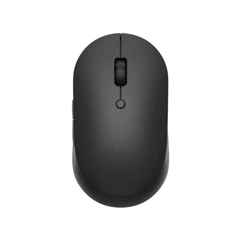 Xiaomi wireless bluetooth dual-mode mouse silent version engineering notebook game optoelectronic unisex compact and portable Malaysia