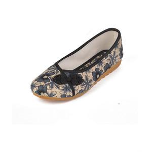春季老北京女士布鞋