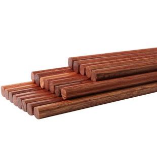 【聚划算】元森太家用无漆木筷子