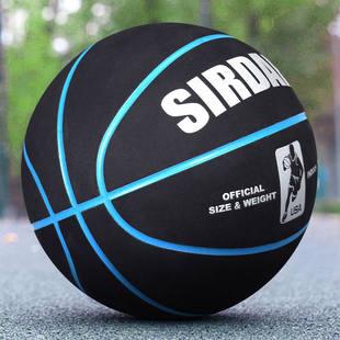 Подлинный баскетбол цемент земля пригодный для носки замша кожаные чувствовать 7 размер взрослых небольшой студент 5 размер детей баскетбол